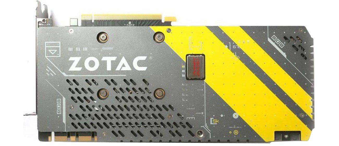 Zotac GeForce GTX 1080 8GB  NVIDIA VR