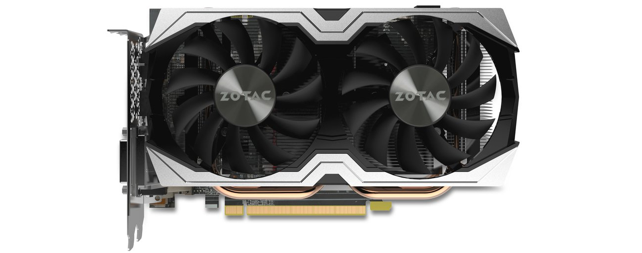 Zotac Geforce GTX 1070 Mini Zotac Freezy