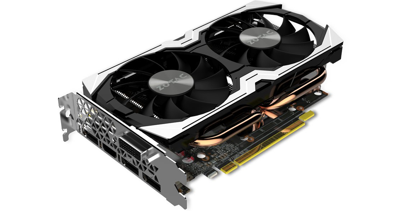 Zotac GeForce GTX 1070 Mini 8 GB Nvidia Pascal