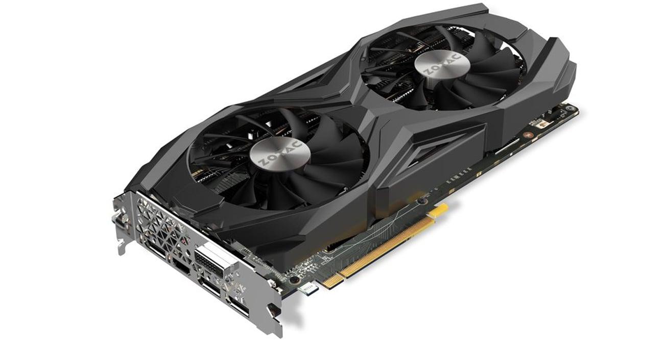 Zotac Geforce GTX 1070 AMP Core Edition Nvidia Pascal