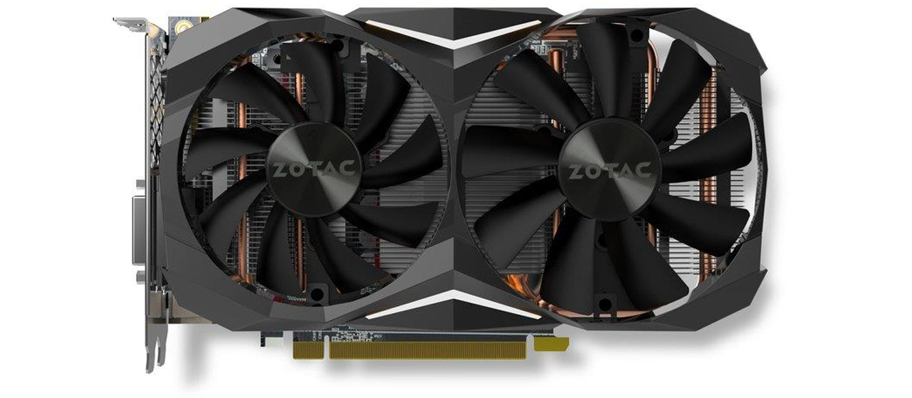 Zotac GeForce GTX 1070 Ti MINI 8GB GDDR5 Zotac Freezy