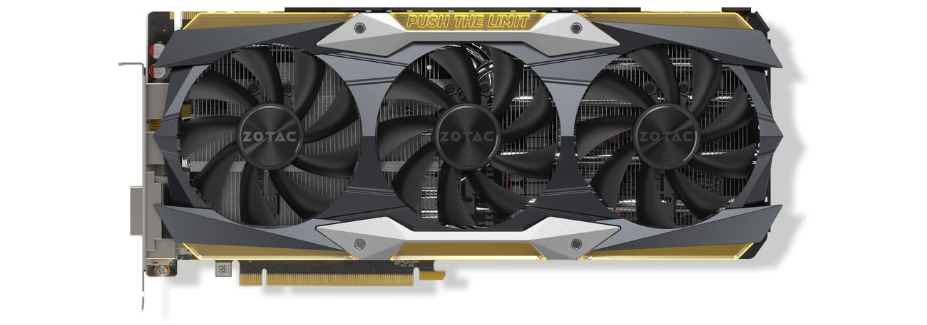 Zotac GeForce GTX 1080 Ti AMP Extreme Edition 11GB GDDR5X