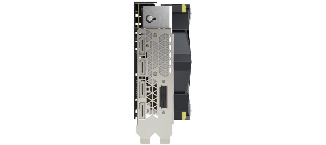 Zotac GeForce GTX 1080 Ti AMP Extreme Edition Złącza