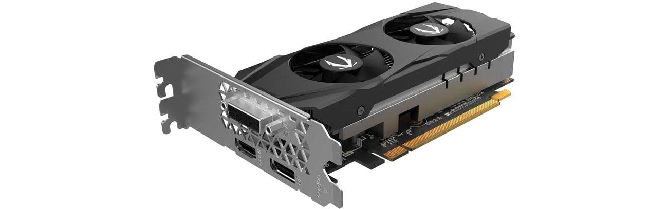 Zotac Geforce GTX 1650 Gaming Low Profile 4GB