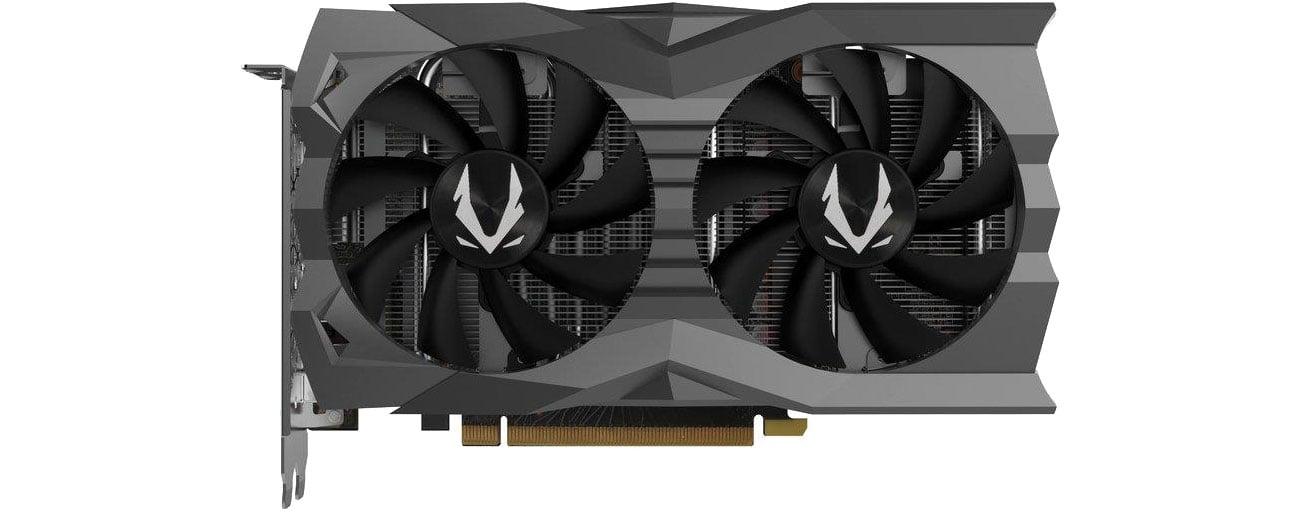 Zotac GeForce GTX 1660 Gaming AMP - Chłodzenie
