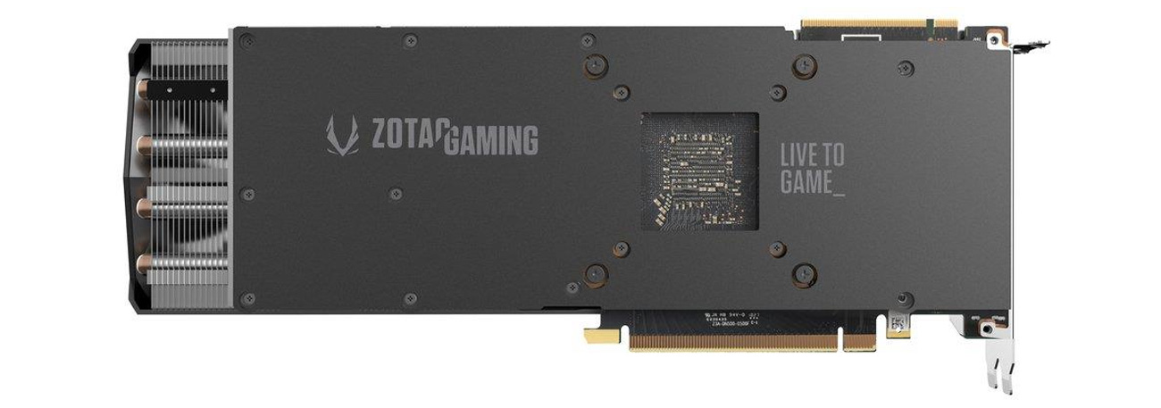 Zotac GeForce RTX 2080 AMP 8 GB ray tracing