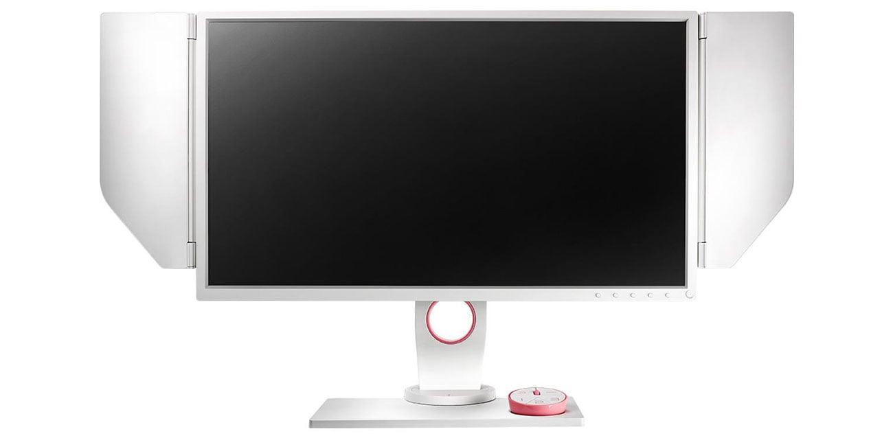 Monitor dla graczy BenQ ZOWIE XL2546 DIVINA Pink