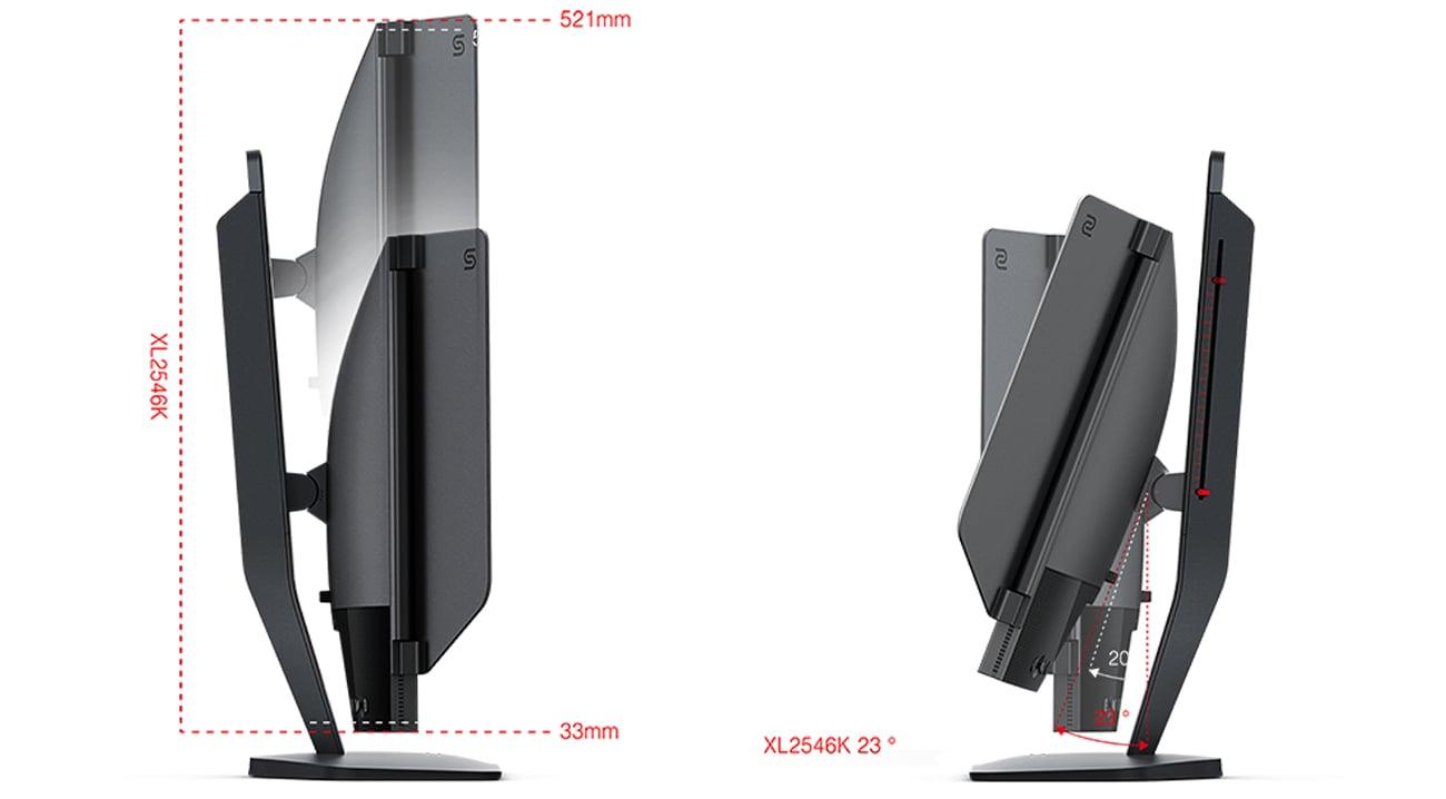 Monitor dla graczy BenQ ZOWIE XL2546K
