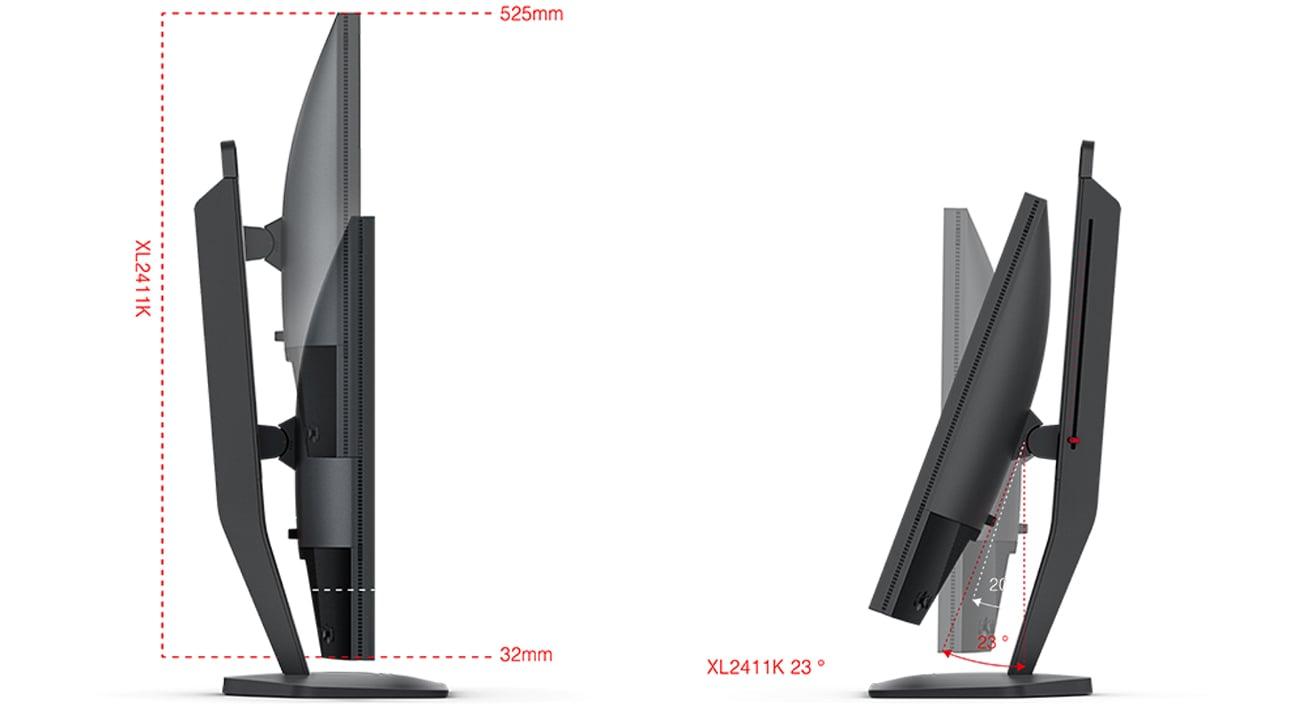 Monitor dla gracza BenQ ZOWIE XL2411K