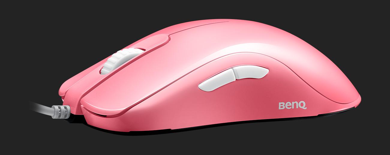 Mysz gamingowa Zowie FK1-B DIVINA Pink