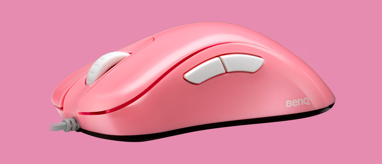 Zowie EC1-B DIVINA Pink