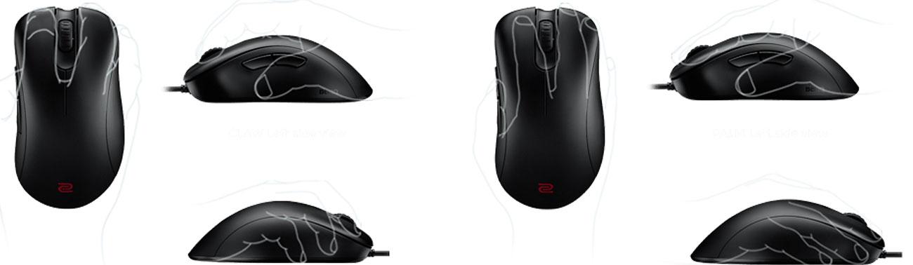 Mysz dla graczy Zowie EC1