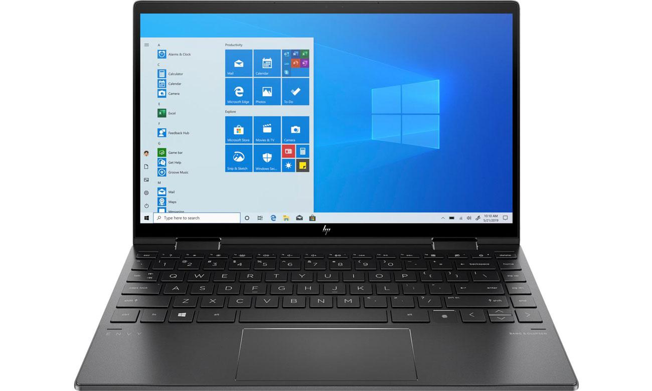Laptop ultramobilny HP ENVY 13 x360