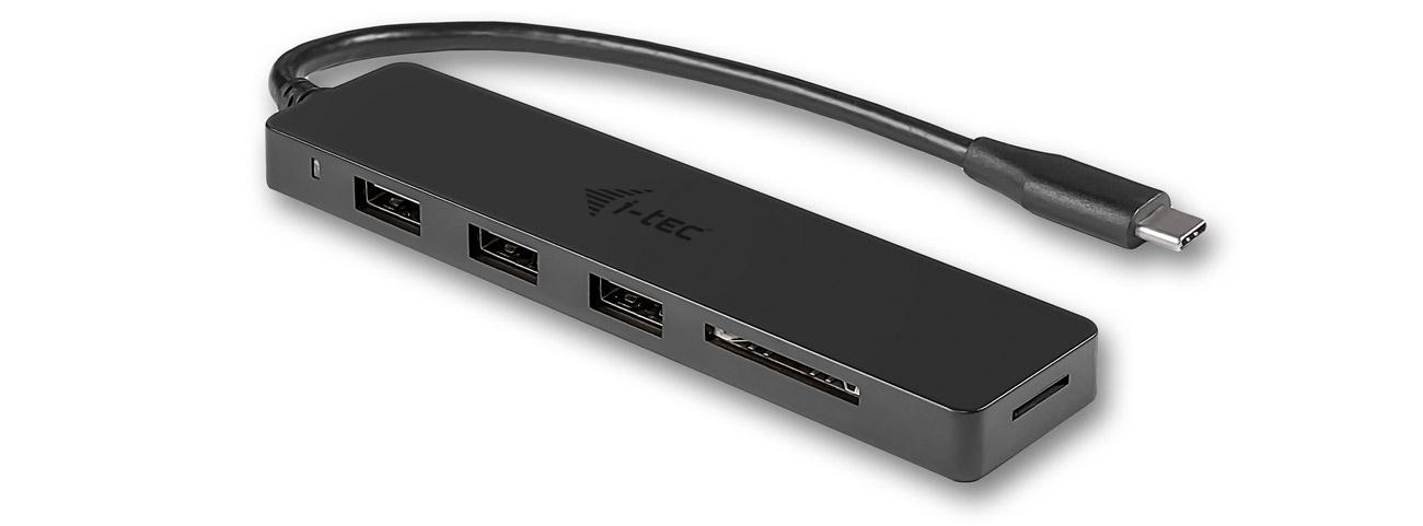 Hub USB i-tec C31CR3HUB