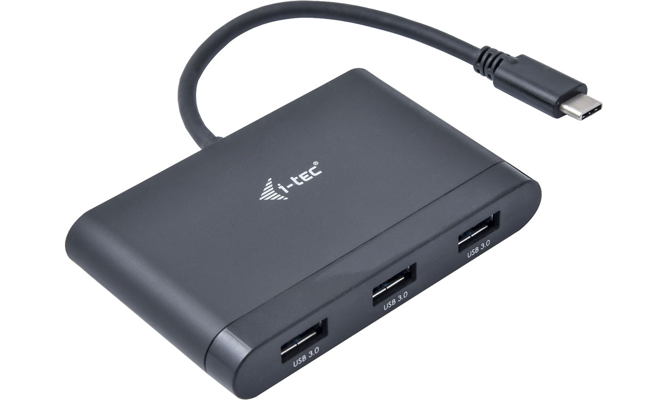 i-tec Adapter USB-C - 3x USB