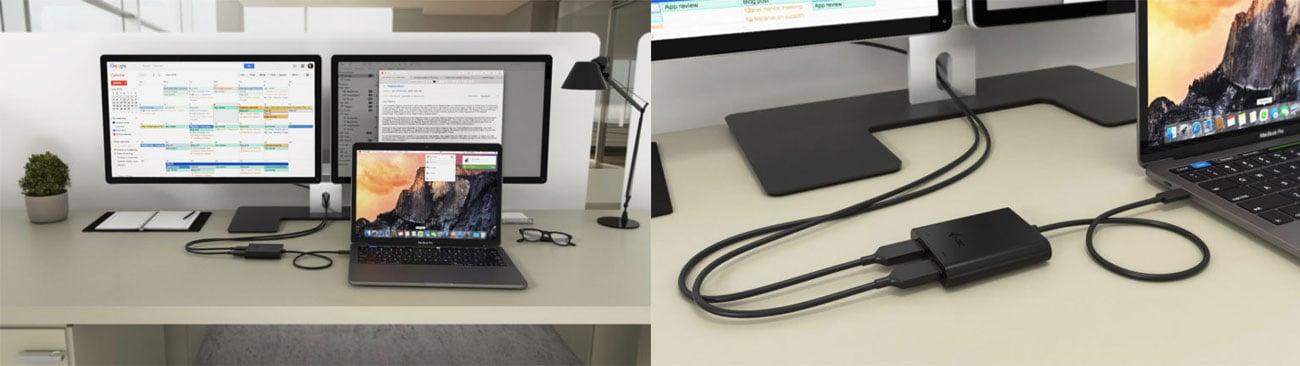Adapter USB-C do HDMI