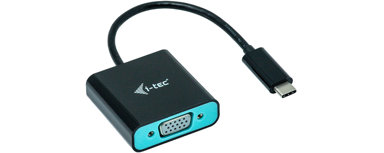 i-tec Adapter USB-C - VGA (Thunderbolt 3)