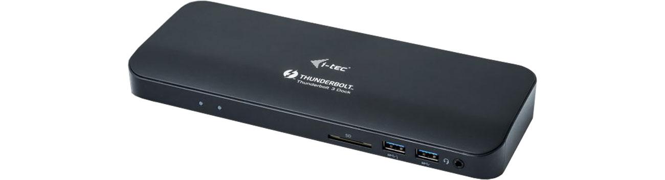 i-tec Thunderbolt 3 Dual 4K Docking Station