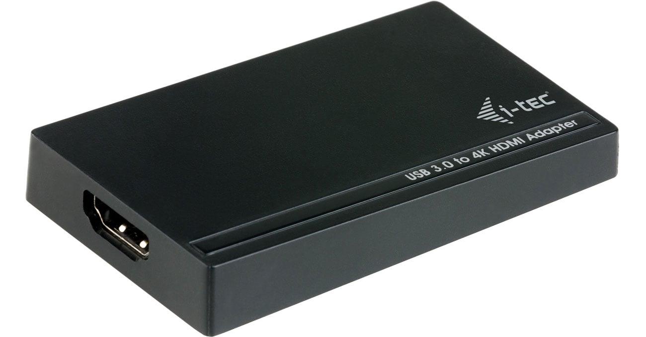 i-tec Adapter USB - HDMI (4k UltraHD)