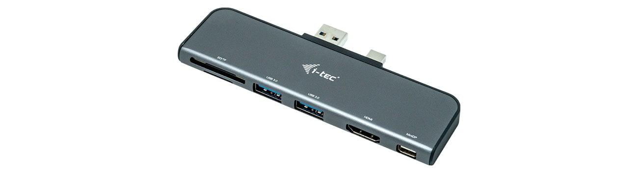 Stacja dokujaca Microsoft Surface PRO HDMI, miniDP U3SFPADA