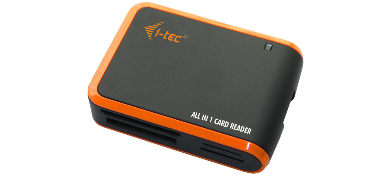 i-tec czytnik kart pamięci 15 w 1 USBALL3-B