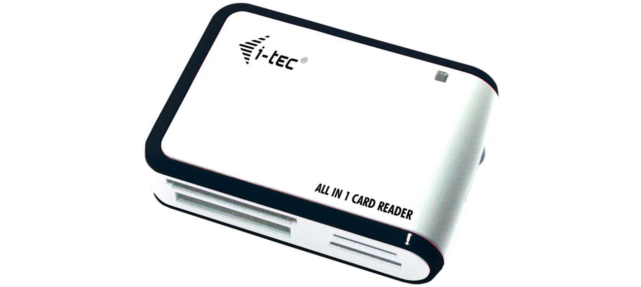 i-tec czytnik kart pamięci 15 w 1 USBALL3-W