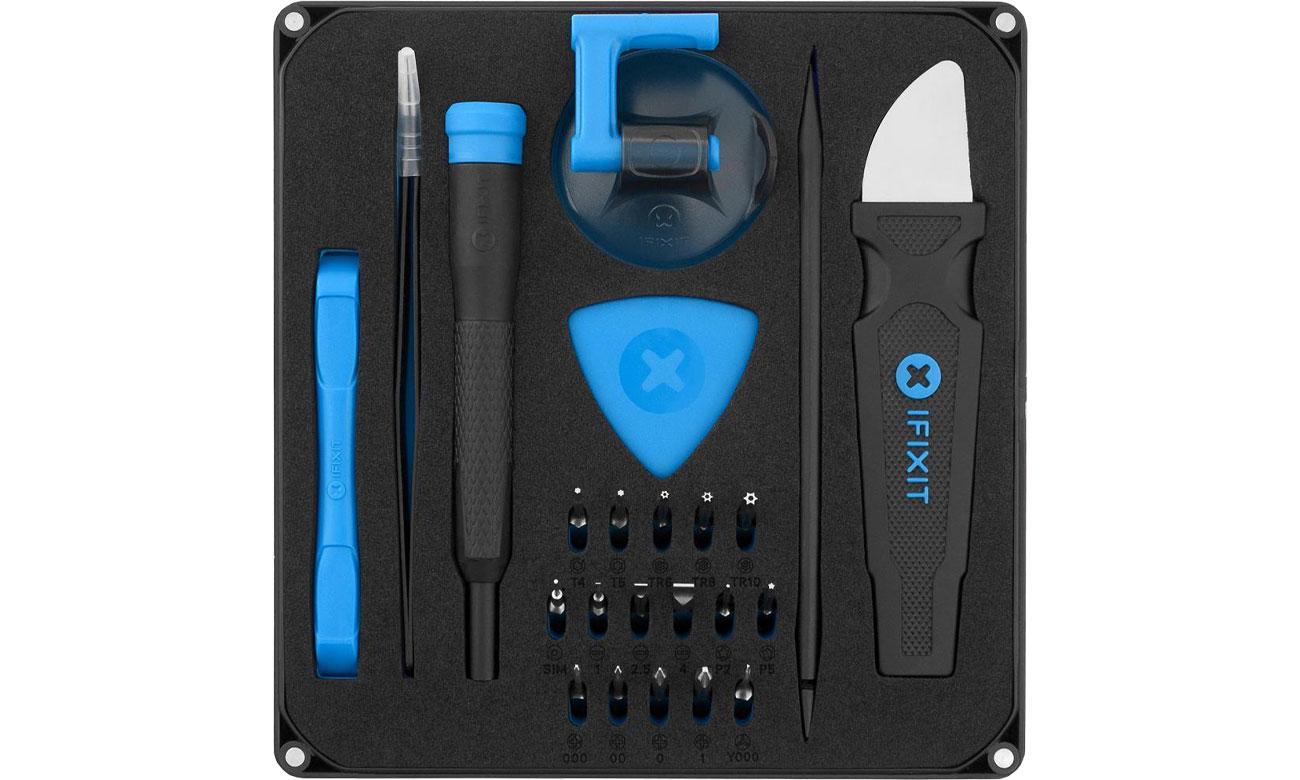 iFixit Zestaw narzędziowy do urządzeń elektronicznych ZUWS-107