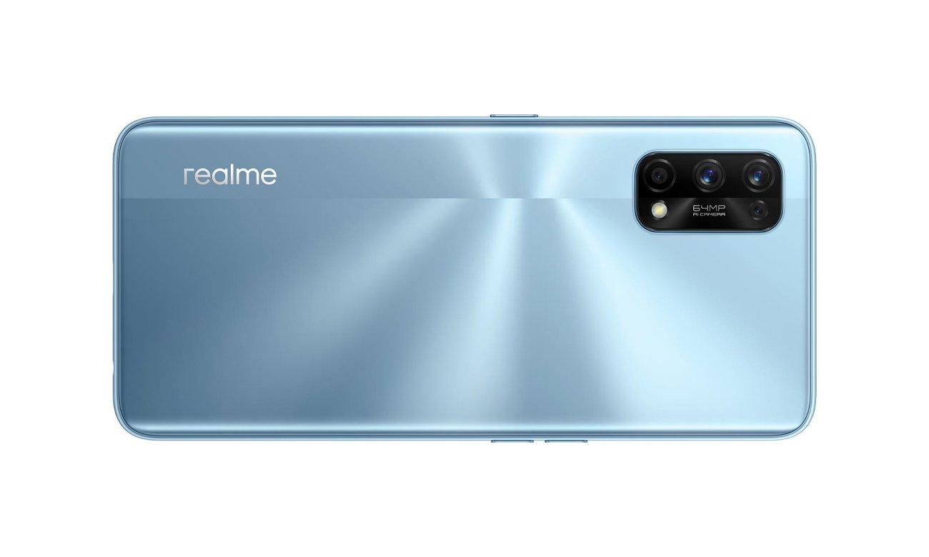 Smartfon Realme, wydajność 8 GB pamięci RAM