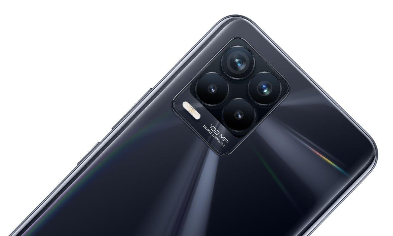 Smartfon realme 8 Pro aparat