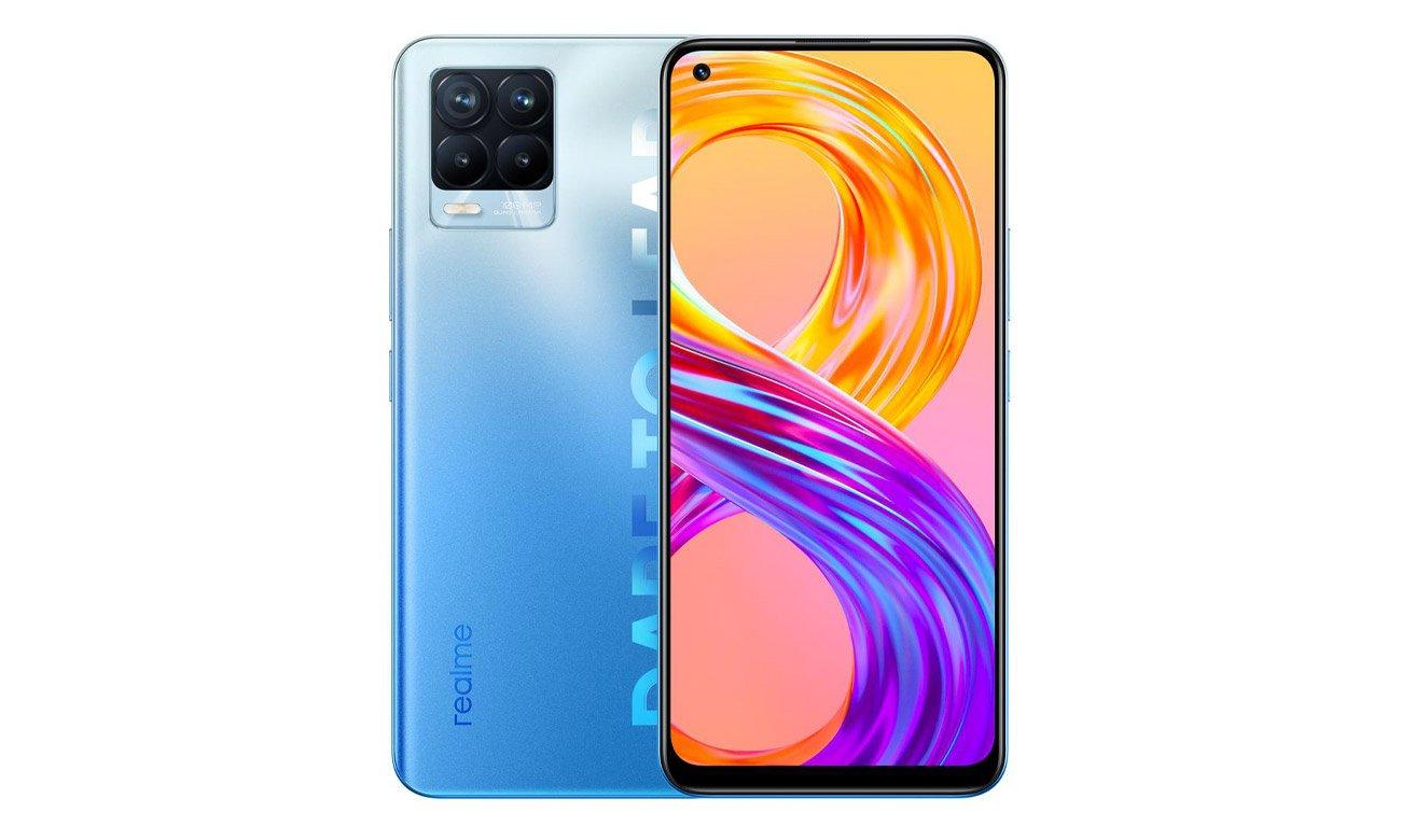 Smartfon Realme 8 Pro 8/128 GB blue