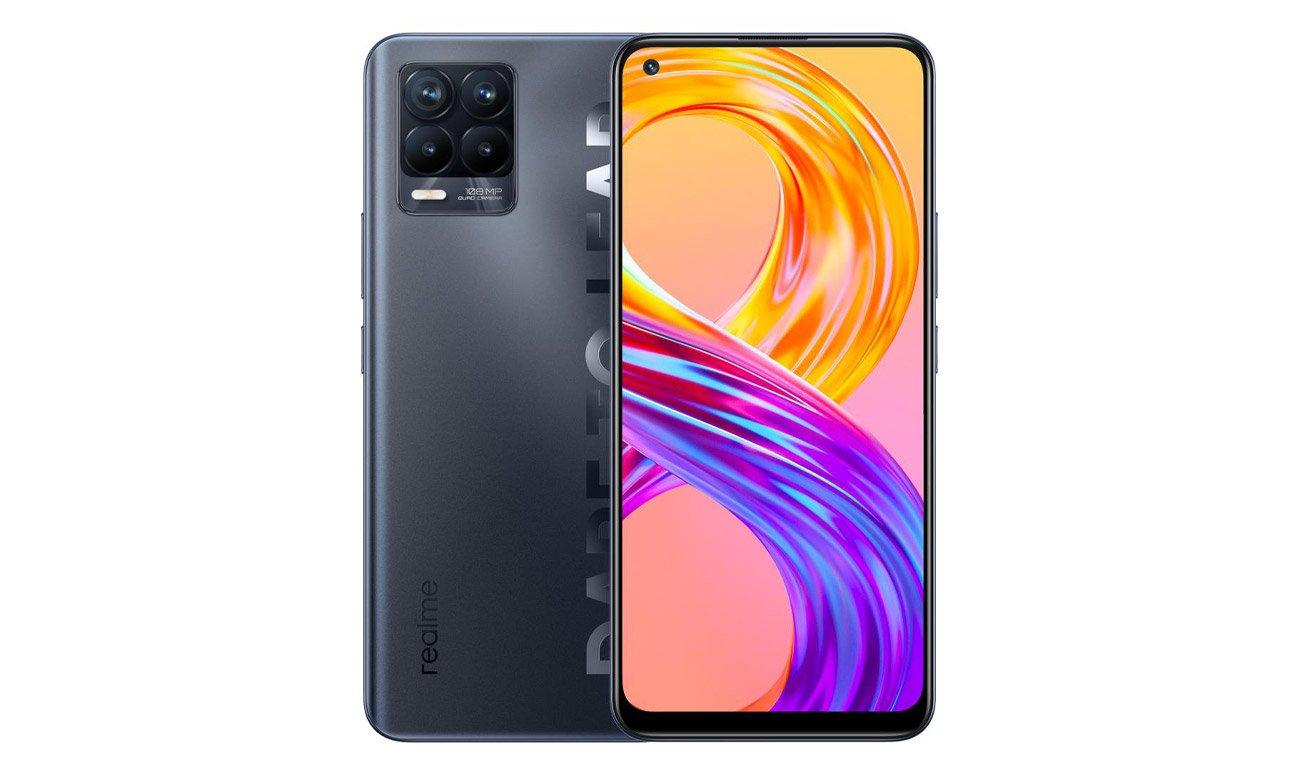 Smartfon Realme 8 Pro 8/128 GB black