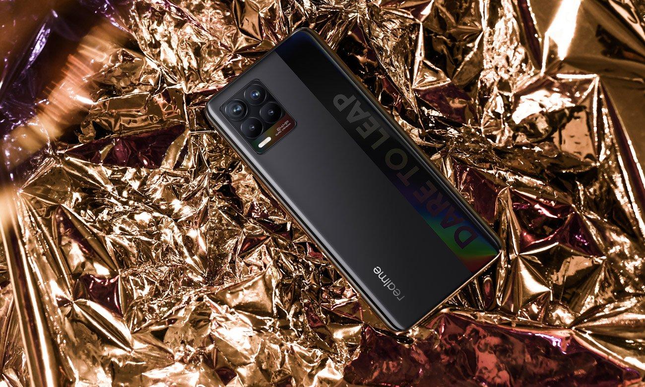 Smartfon realme 8 6/128GB Cyber Silver