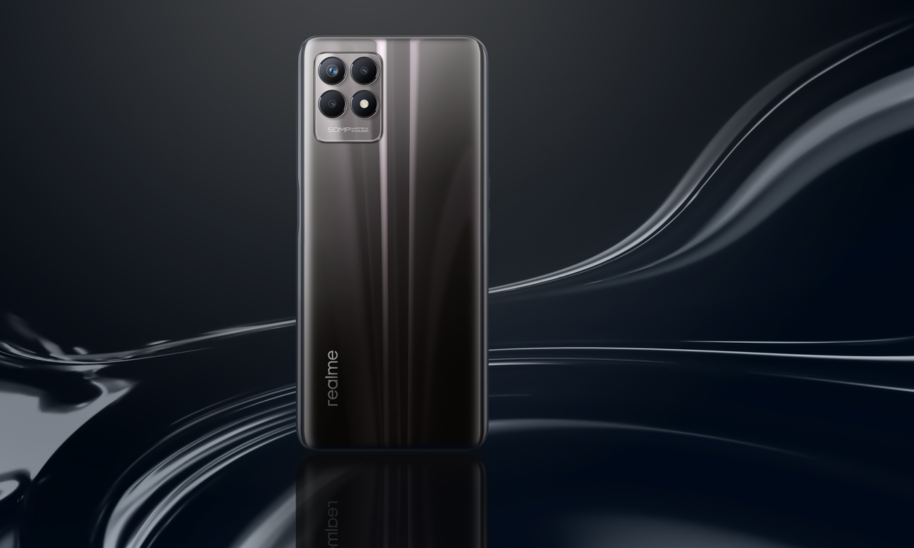 Smartfon realme 8i Space Black