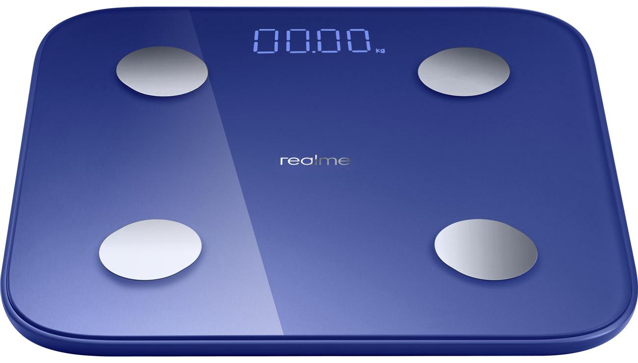Inteligentna waga Realme Smart Scale Niebieska