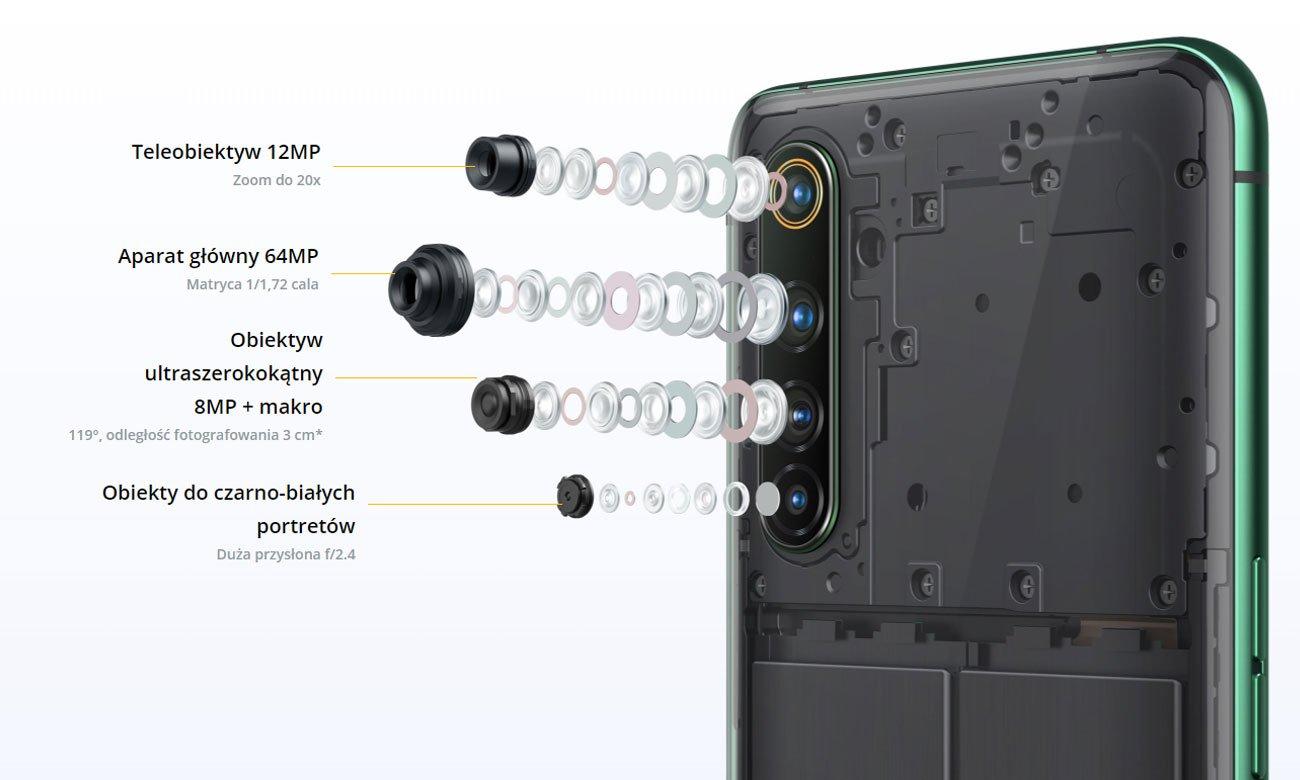 6 ultra aparatów