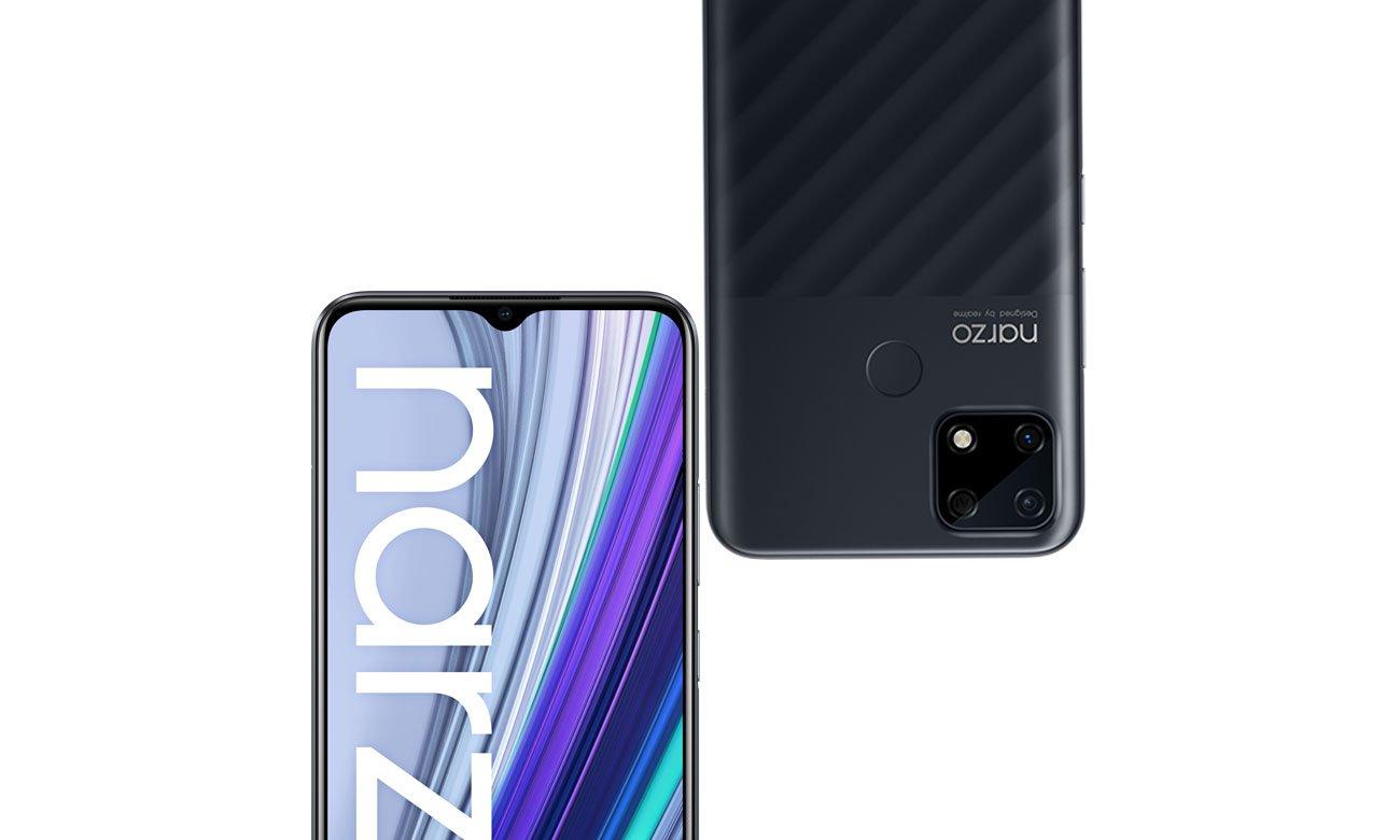 Smartfon realme Narzo 30A 32 GB black