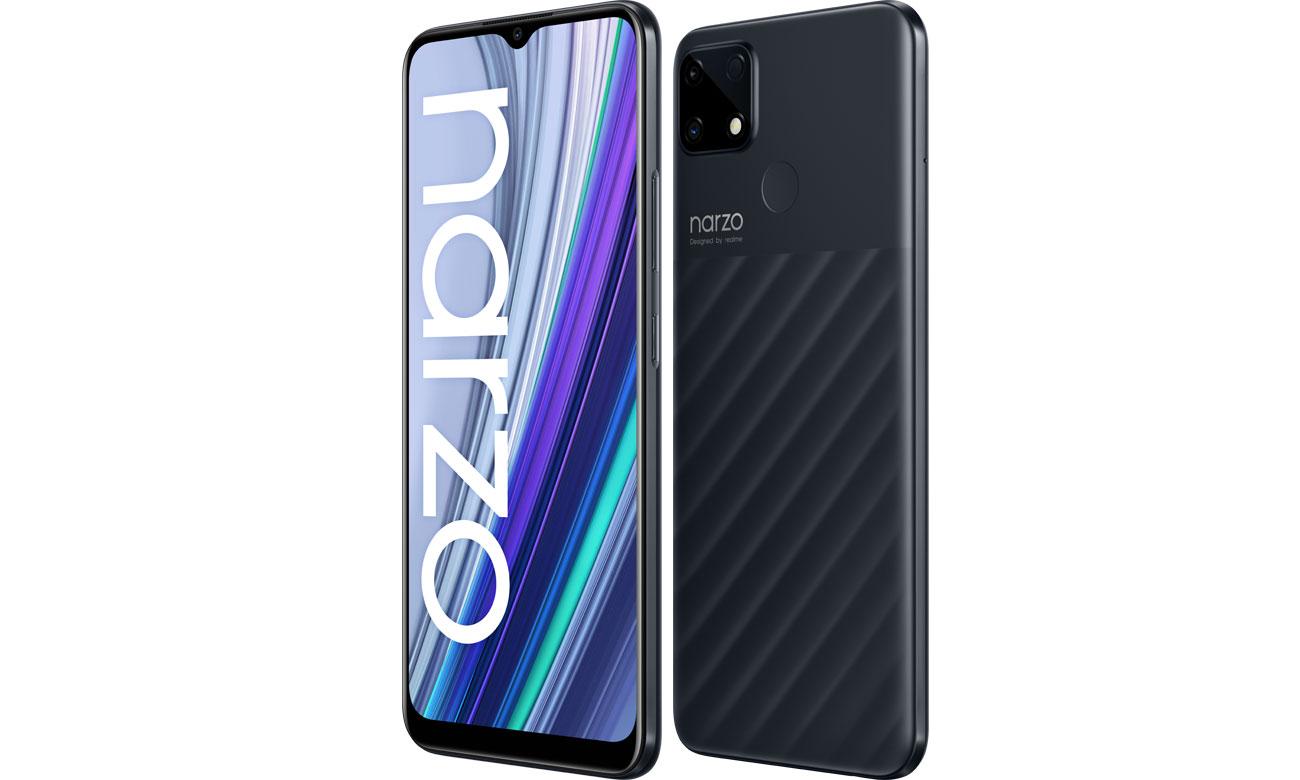Smartfon realme Narzo 30A 32 GB black obudowa
