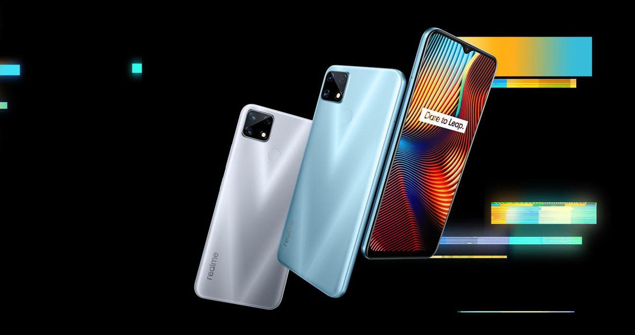 Smartfon realme 7i