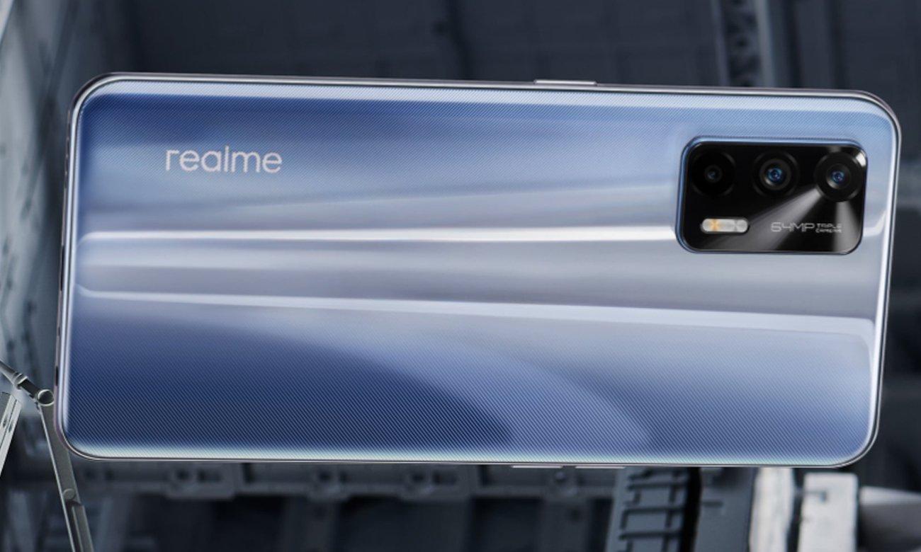 Smartfon realme GT 8/128 GB Dashing Silver