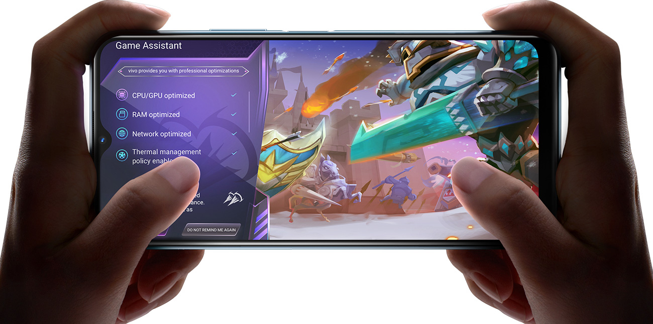Wyświetlacz 6,51 cala z ekranem Halo FullView