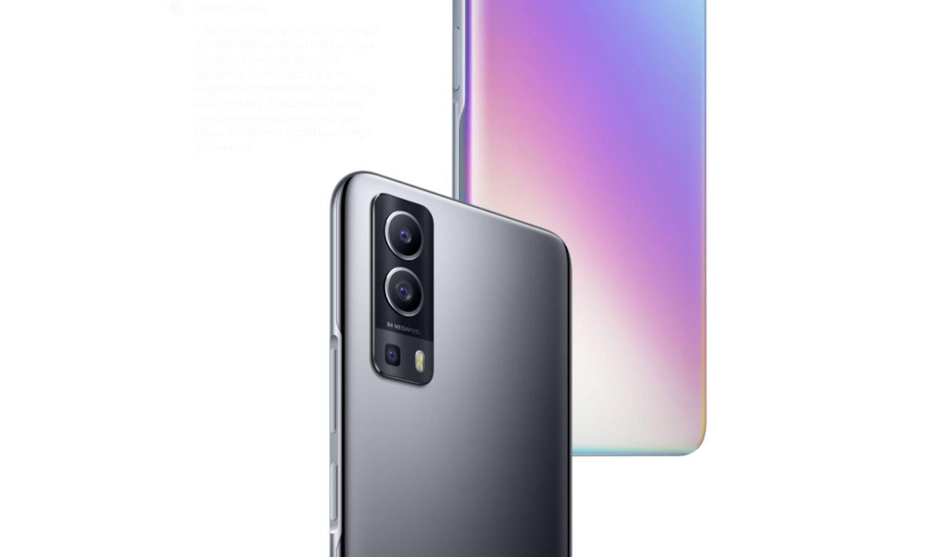Vivo Y72 5G 128 GB Dream Glow kamera