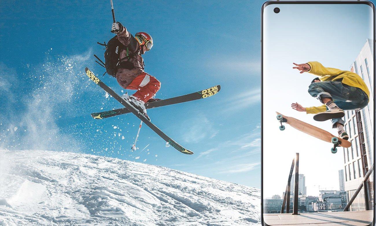 Smartfon vivo X51 5G 60-krotny zoom cyfrowy