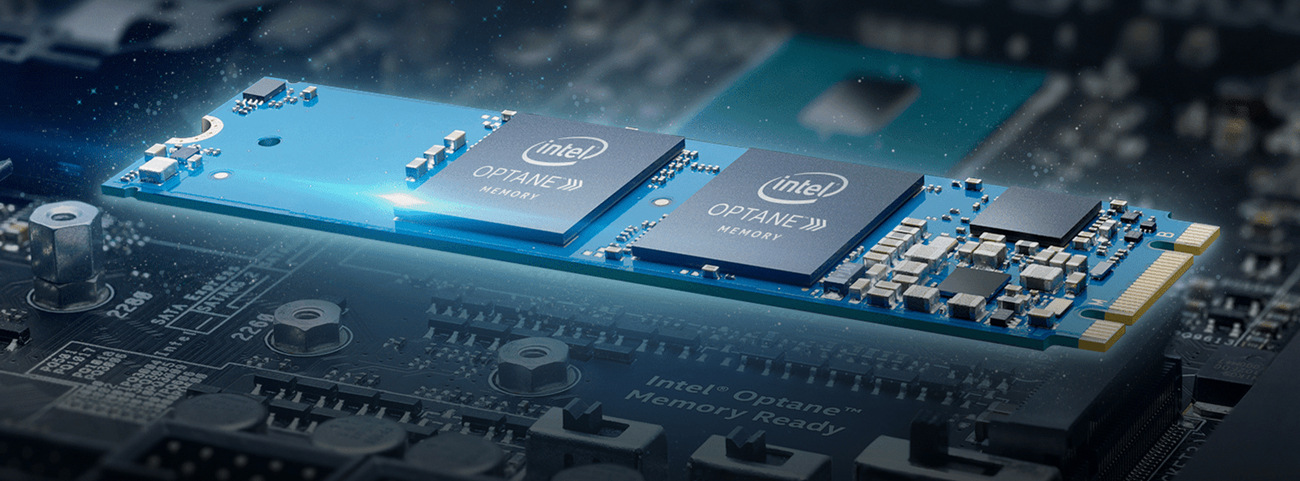 Dell Inspiron G3 революційна пам'ять Intel Optane