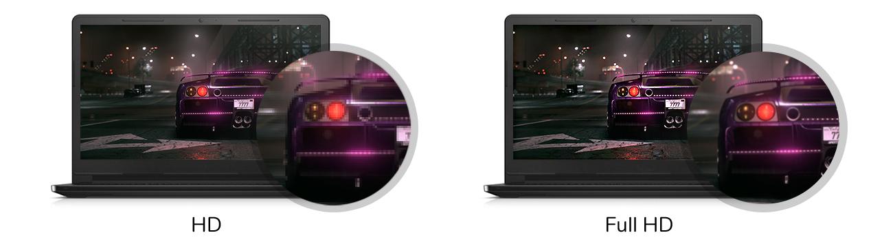 Acer Aspire 7 wysoka rozdzielczość FullHD