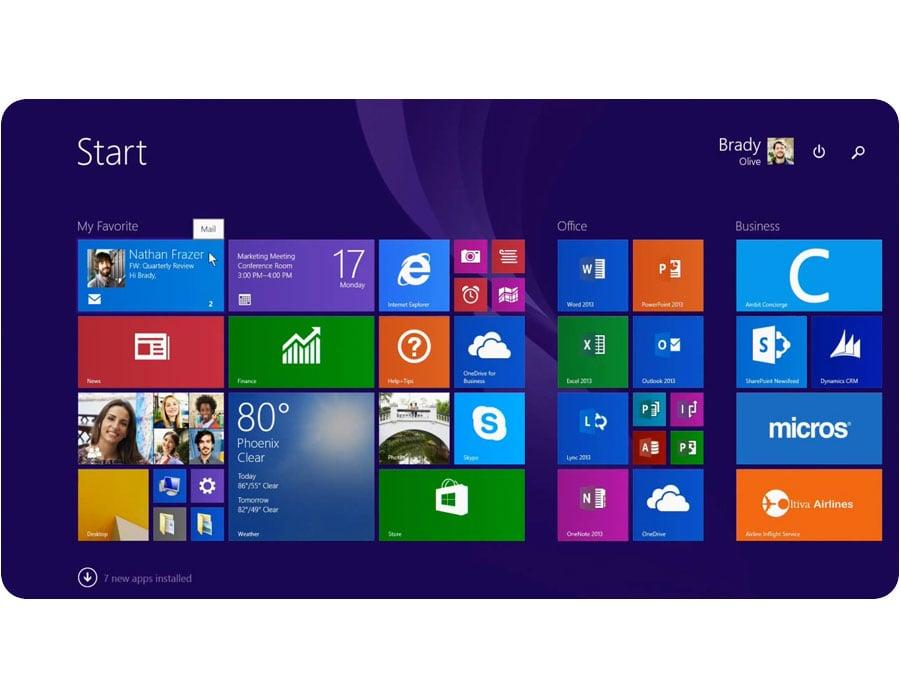 System operacyjny Windows 8.1