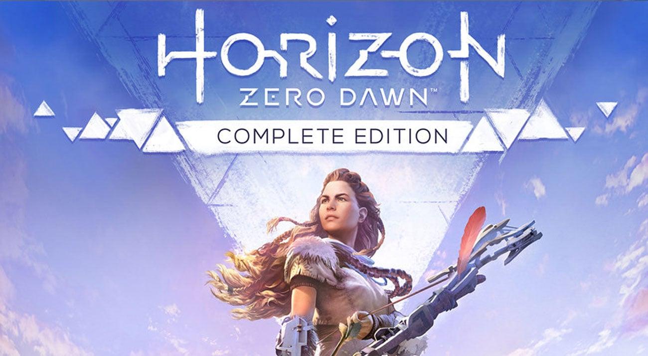 Horizon: Zero Dawn Complete Edition - Seria PS Hits