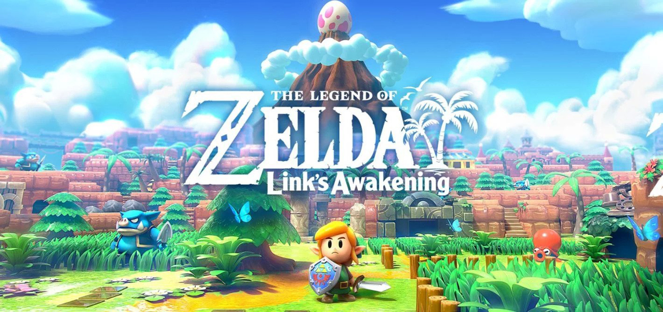 Gra Nintendo Switch The Legend of Zelda: Link's Awakening